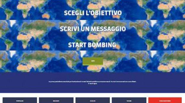 social bombing, Sicilia, Archivio, Cronaca