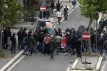 Spari contro tifosi, arrestato ultrà della Roma