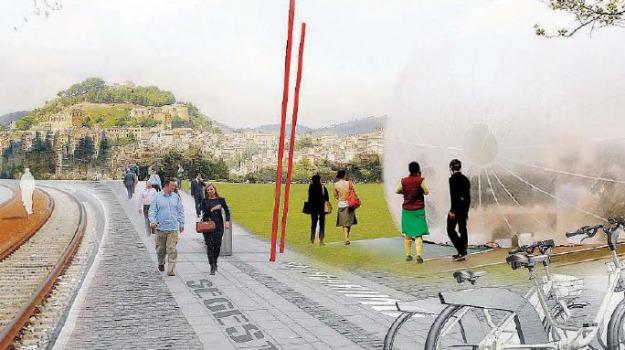 smart city, Messina, Archivio