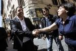 """Renzi """"Italia cambi in tempi certi"""""""