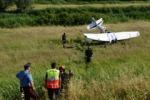 Cade aereo biposto due morti in Brianza