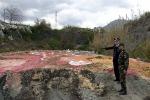 Disastro ambientale nel Casertano