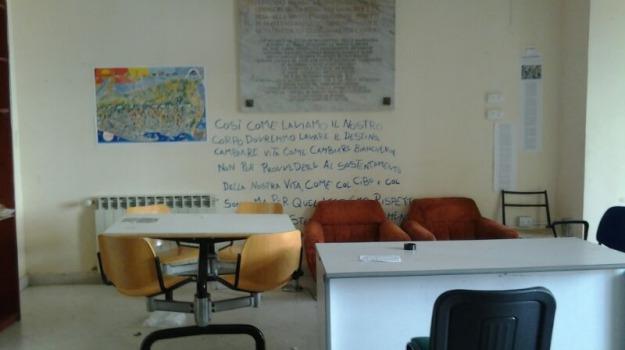casa dello studente, Messina, Archivio