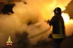 Due auto incendiate nel Vibonese