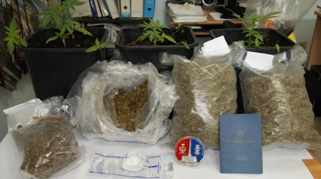 arrestati, calabresi, droga, Messina, Calabria, Archivio