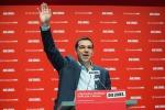 Tsipras piace all'Italia e supera la soglia