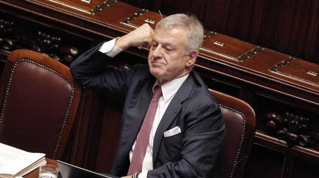 arrestato, corrado clini, ex ministro, Sicilia, Archivio, Cronaca