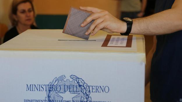 elezioni comunali, provincia di messina, Sicilia, Archivio