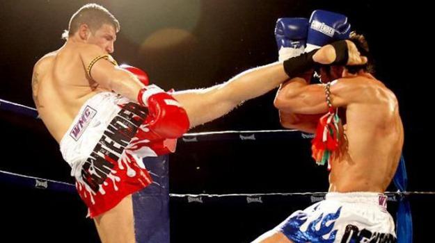 boxe, muay thai, saro presti, Messina, Sport