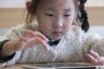 il touchscreen rallenta l'apprendimento dei bimbi