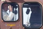 Il Papa è arrivato in Palestina