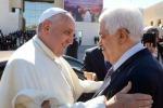 Abu Mazen e Shimon Peres presto in Vaticano con Papa Francesco