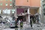 Esplosione a Foggia, due morti e 4 feriti