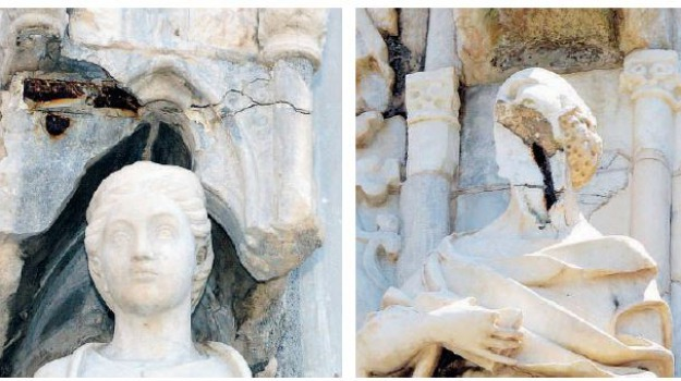 portale duomo, Messina, Archivio