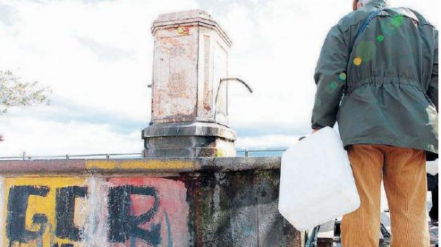 emergenza idrica, Messina, Archivio