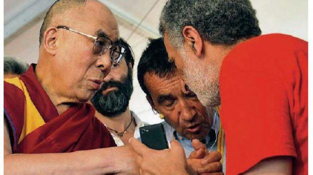 dalai lama, Messina, Archivio