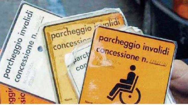 acireale, catania, pass disabili, Sicilia, Archivio