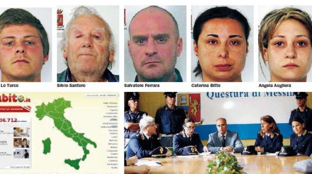 op. clone, Messina, Archivio