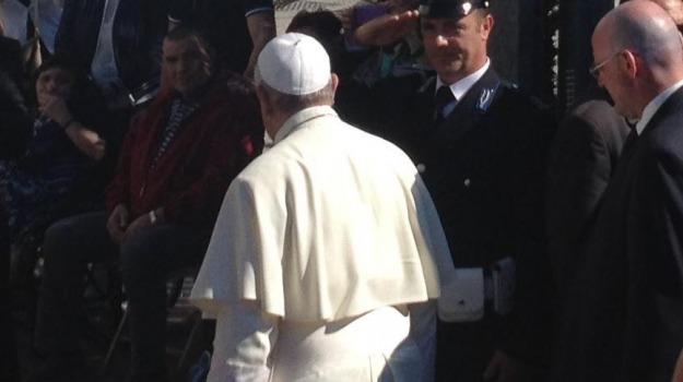 papa francesco, Calabria, Archivio