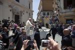 Le foto: papa Francesco in Calabria