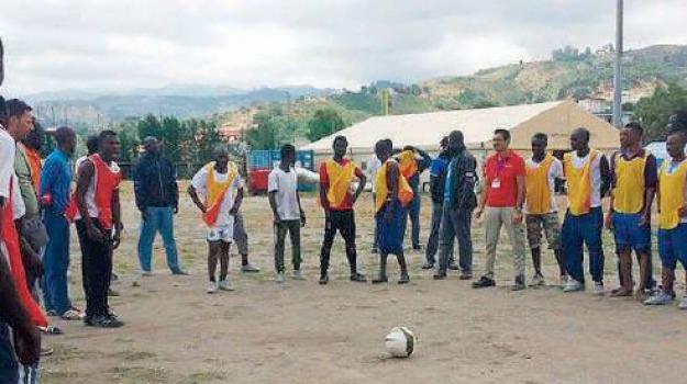 torneo migranti, Messina, Archivio