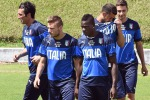 L'Italia riparte da Balotelli e Immobile