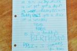 Bimba scrive a Google: date ferie a papà