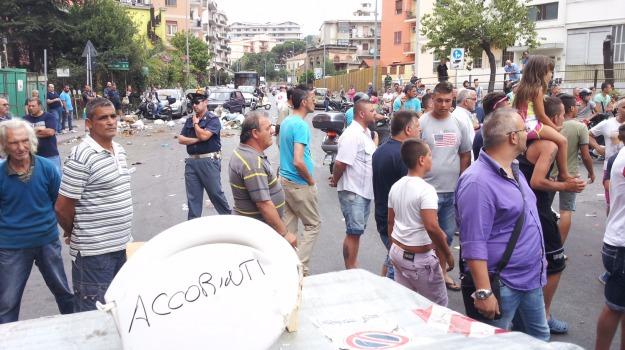 protesta ambulanti, Messina, Archivio