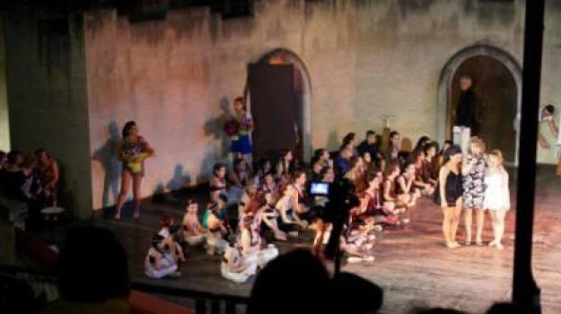 altomonte, brunilda lato, costantino belluscio, festival della danza, Calabria, Archivio