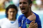 """Chiellini perdona Suarez """"Sanzioni eccessive"""""""
