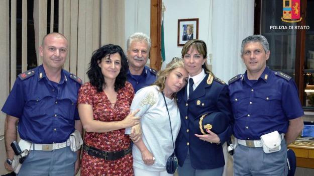 mariastella giorlandino, tornata a casa, Sicilia, Archivio, Cronaca