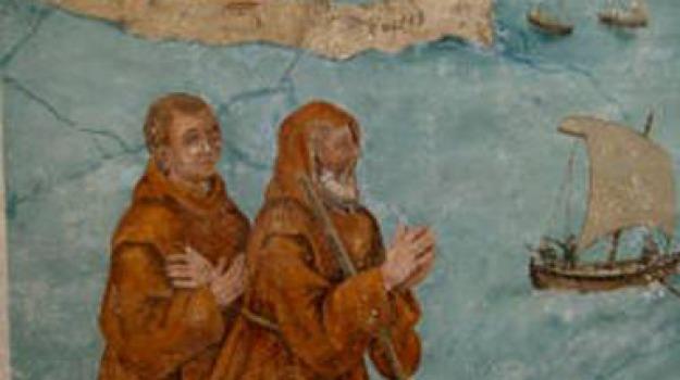 anno giubilare, messina-reggio calabria, padre cozzolino, san francesco paola, Reggio, Calabria, Archivio