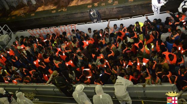 migranti, morti, Sicilia, Archivio