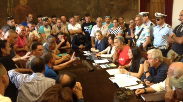 ambulanti, Messina, Archivio