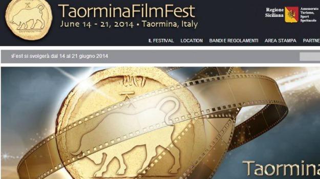 taormina filmfest, Messina, Archivio
