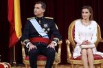Felipe VI sul trono di Spagna