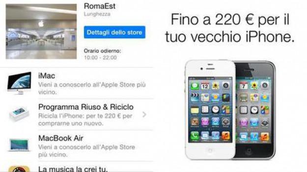 apple, iphone, rottamazione, Sicilia, Archivio, Cronaca