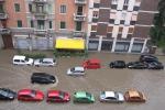 Esonda il Seveso allagata parte di Milano