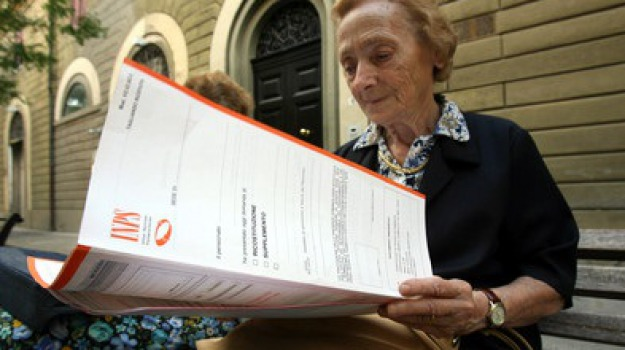 pensioni, Sicilia, Archivio, Cronaca