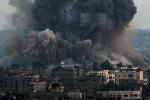 Razzi su striscia di Gaza Pronta operazione via terra