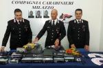Ladri di autoradio acciuffati dai carabinieri