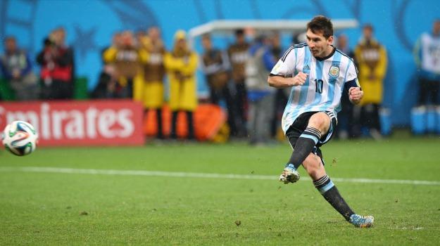 argentina-germania, argentina-olanda, finale mondiali, Sicilia, Archivio, Sport