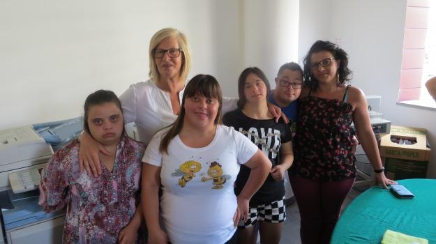 csv, disabili, progetto, Cosenza, Archivio