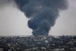 Gaza già 127 i morti, colpito orfanotrofio