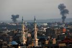 Volantini su Gaza, stiamo bombardando
