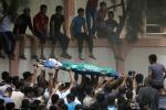 Israele, iniziati bombardamenti su Gaza