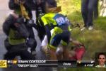 Si ritira anche Contador, Nibali sempre più favorito