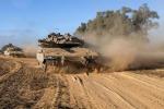 Israele invade Gaza Ha preso il via operazione di terra
