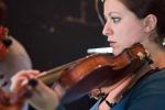Disoccupata la violinista che ha commosso Muti
