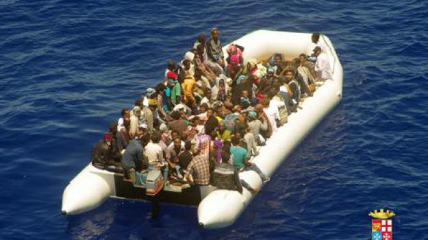 canale di sicilia, guardia costiera, migranti, soccorsi, Sicilia, Archivio